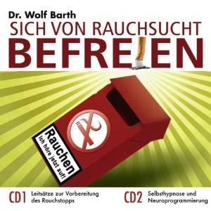 Dr. W. Barth: Sich von Rauchsucht befreien (CD)