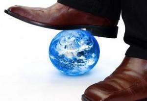 Wir sind ein Teil der Erde