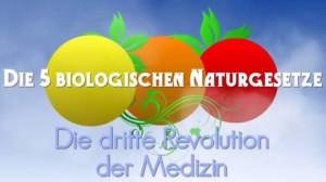 5 bioloigischen Naturgesetze