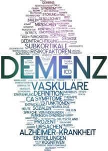 Vorgehen bei Demenz