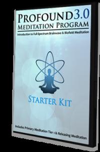Regelmäßige Meditation mit Profound Meditation Program