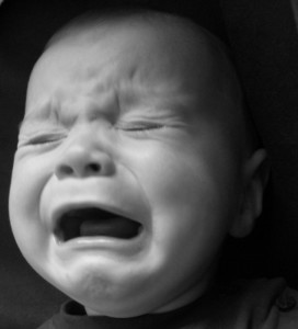 Wenn Du Weinen mußt …