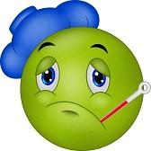 Die 14 Gebote zum richtig Kranksein
