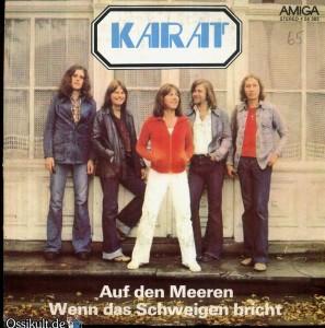 DDR-Rockmusik: KARAT