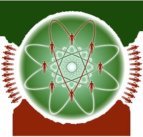 Transformales Netz für menschliche Gemeinschaft im Geiste des Wandels