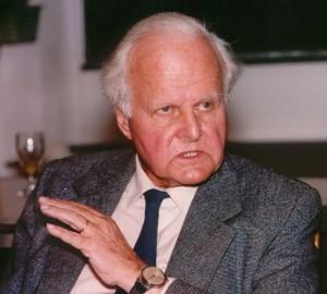Carl Friedrich von Weizsäcker über unsere Zukunft