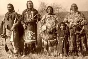 10 Gebote der Ureinwohner Nordamerikas