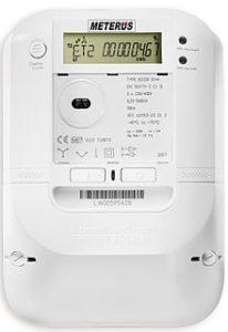 Cleverer Überwachungs-Stromzähler – Smart Meter