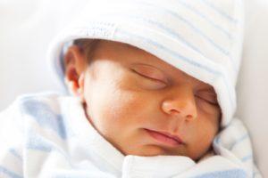 Was tun, wenn das Baby Schlafprobleme hat?