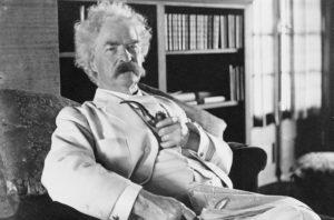 Weisheit von Mark Twain